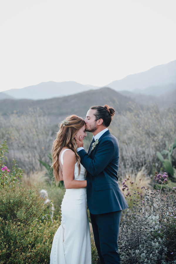 desert wedding - photo by Marble Rye Photography http://ruffledblog.com/desert-dance-party-wedding-in-ojai