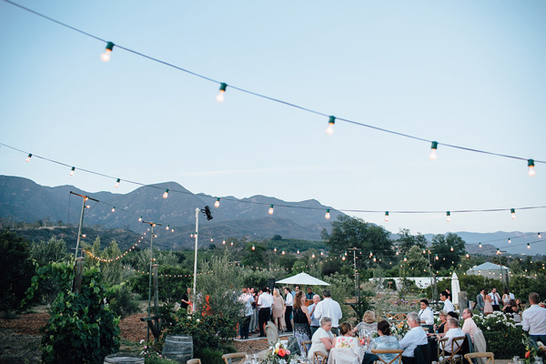 desert wedding in Ojai - photo by Marble Rye Photography http://ruffledblog.com/desert-dance-party-wedding-in-ojai