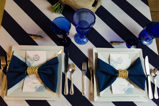 Nautical Wedding Ideas - Shelly Taylor Photography