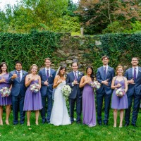 wedding party - Bartlett Pair Photography