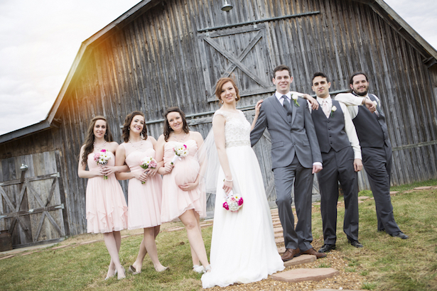 Wedding Party - Frozen Exposure Photography and Cinematography