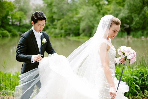 bride and groom - CliffCphotography