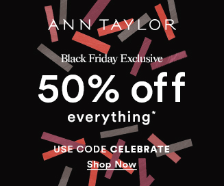ann taylor black friday