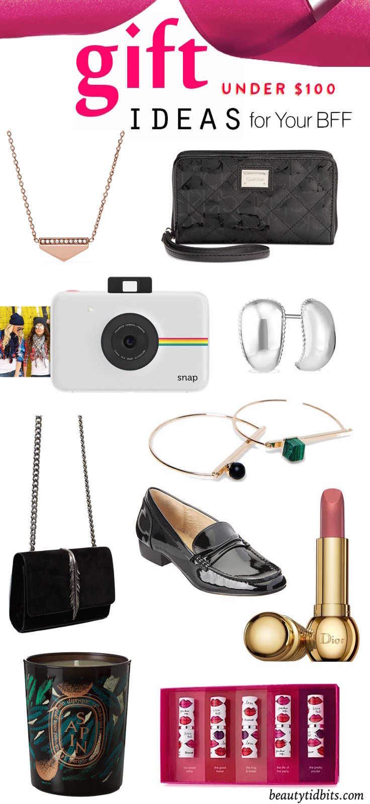 On the hunt for the cutest gifts for your besties? Marie Claire has you covered with loads of 'luxe for less' holiday gift ideas!