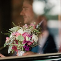 Wedding bouquet - Dan and Melissa Photography