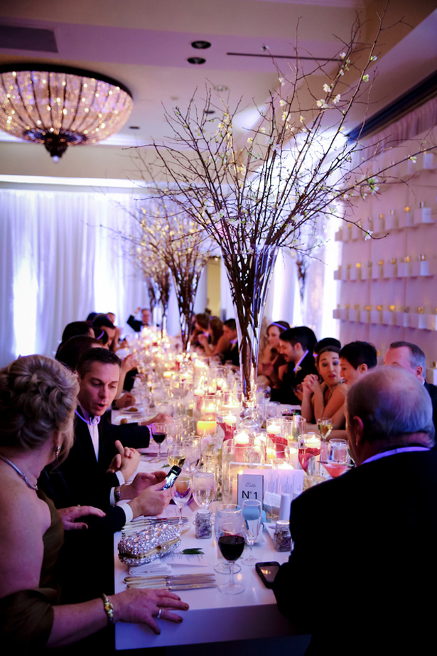 Long Wedding Table - Hyde Park Photography