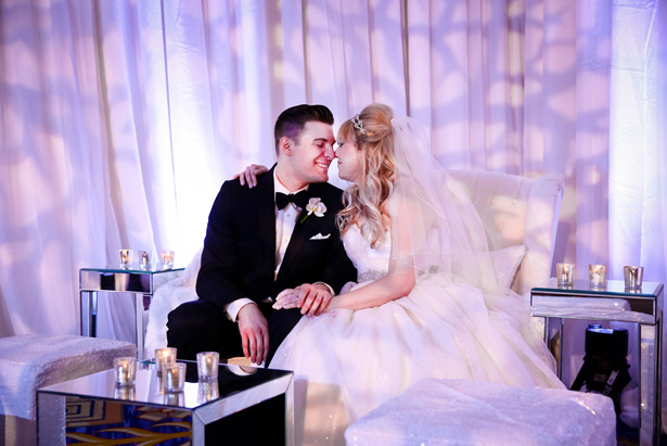 Winter Wonderland Wedding - Hyde Park Photography
