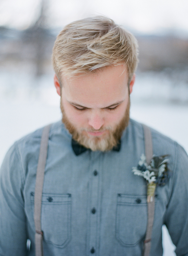 Winter groom style | Shannon Von Eschen Photography | see more on: http://burnettsboards.com/2015/12/grooms-shoot/