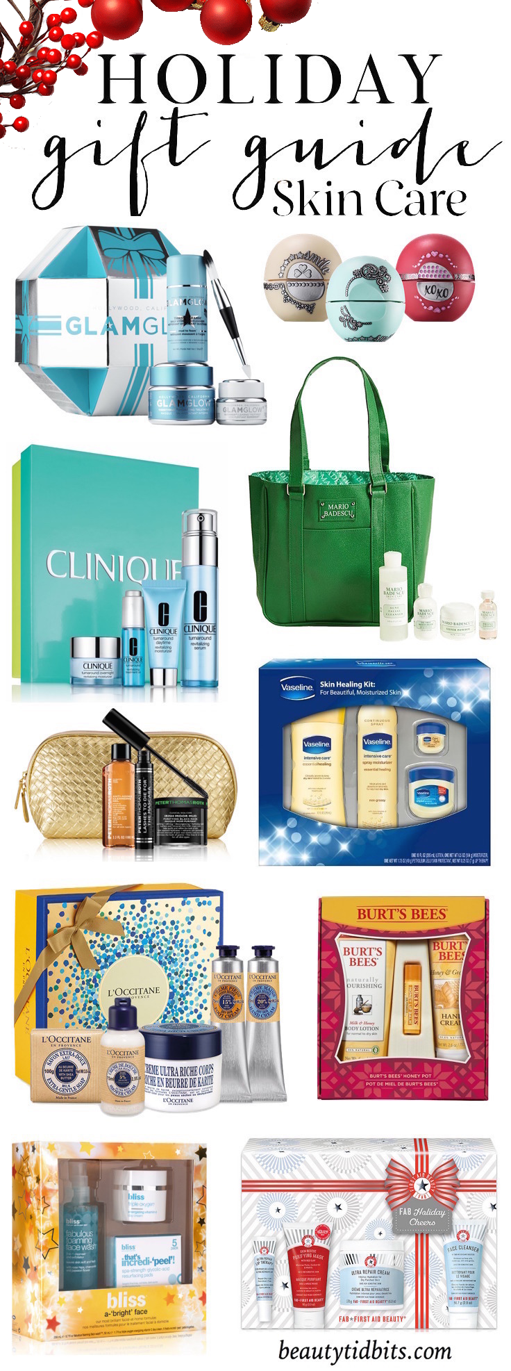 Best holiday skincare gift sets