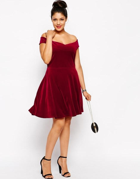 new year dress for plus size girls (10)