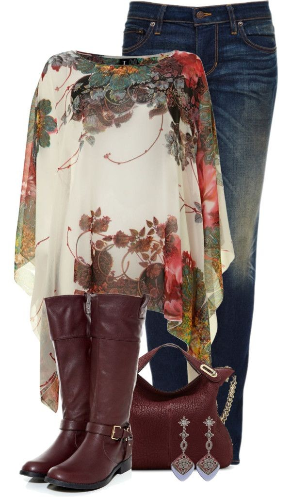Fall Polyvore Combinations(11)