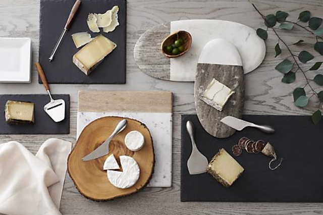 Wine and Cheese night essentials for your Wedding Registry from Crate and Barrel