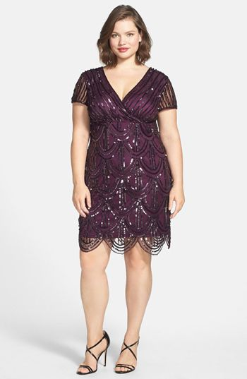 new year dress for plus size girls (21)