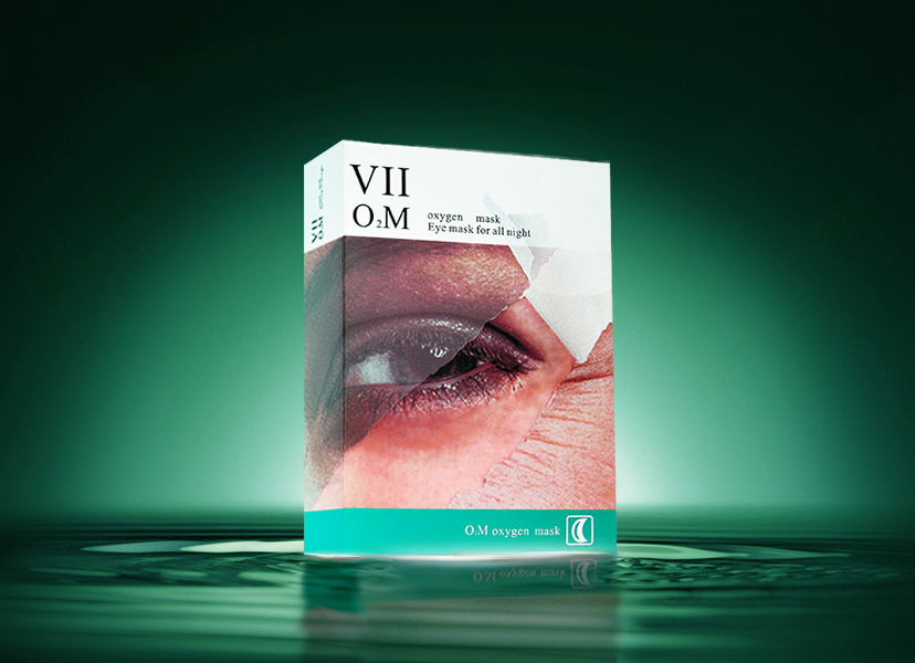 VIIcode O2M Oxygen Eye Mask