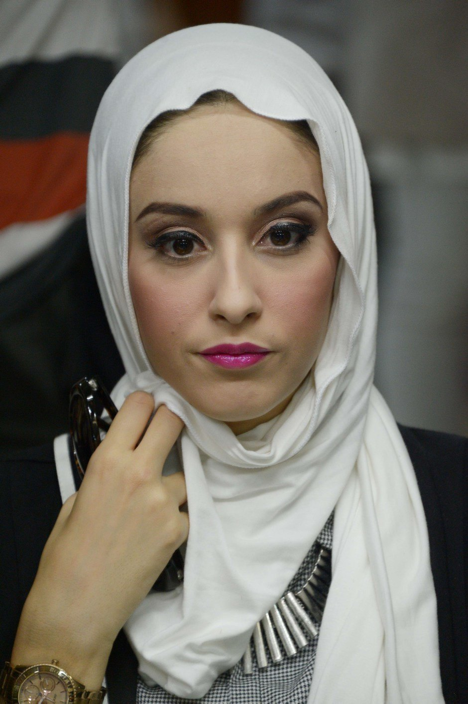 most beautiful muslim girls 16