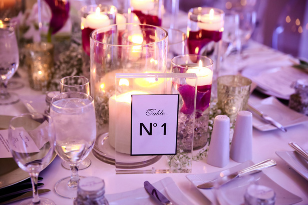Wedding Centerpiece - Hyde Park Photography