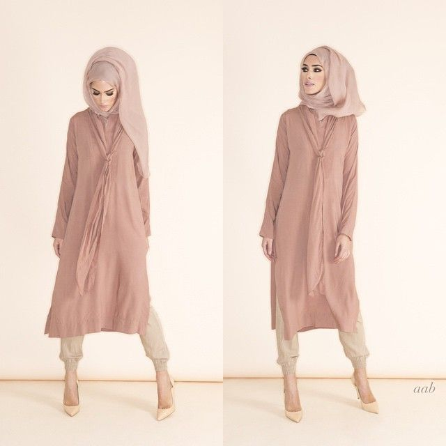 Jilbab fashion ideas for women (23)
