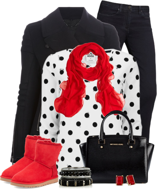 Winter Polyvore Combinations(5)