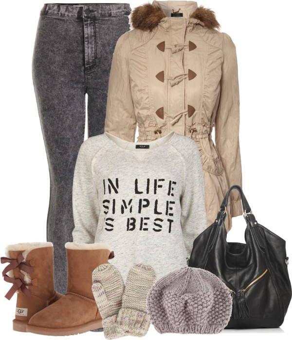 Winter Polyvore Combinations(6)