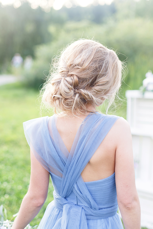 Romantic Serenity blue tulle gown | Stasya Dementyeva Photography | see more on: http://burnettsboards.com/2015/12/sky-inspired-engagement/