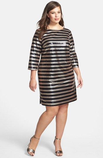 new year dress for plus size girls (19)