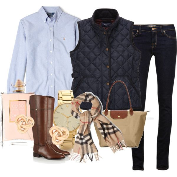 Fall Polyvore Combinations(5)