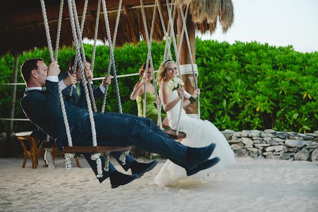 Riviera Maya Destination Wedding and Honeymoon