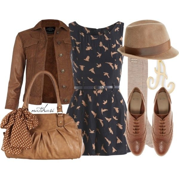 Fall Polyvore Combinations(7)