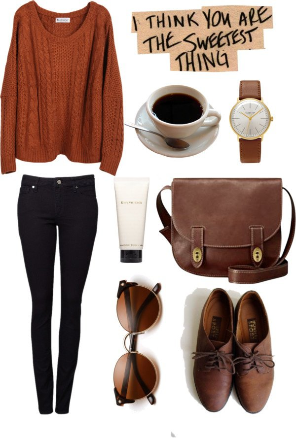 Fall Polyvore Combinations(8)