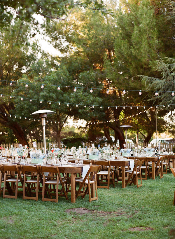 Best of 2015: Wedding Receptions - photo by Majesta Patterson http://ruffledblog.com/best-of-2015-wedding-receptions
