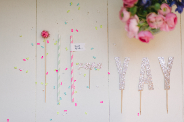 Wedding crafting night | GingerSnap Photography | see more on: http://burnettsboards.com/2015/12/craft-night-workshop/