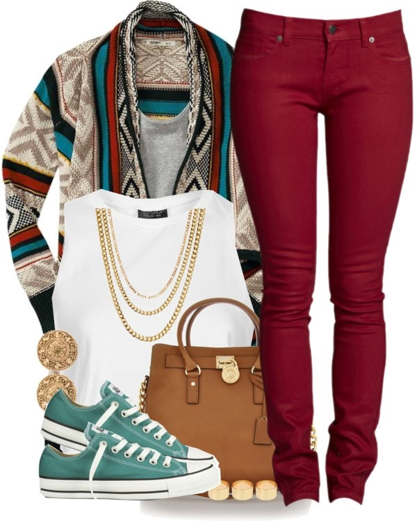 Winter Polyvore Combinations(18)