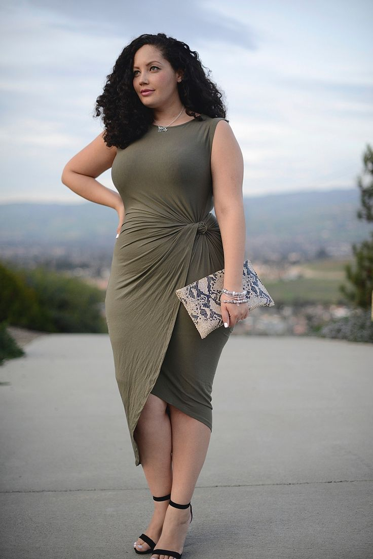 new year dress for plus size girls (15)