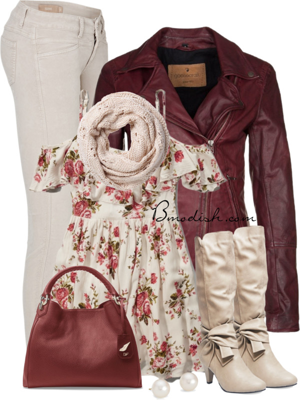 Fall Polyvore Combinations(12)
