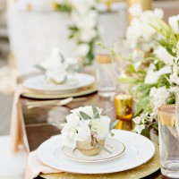 Classic table decor - Andie Freeman Photography