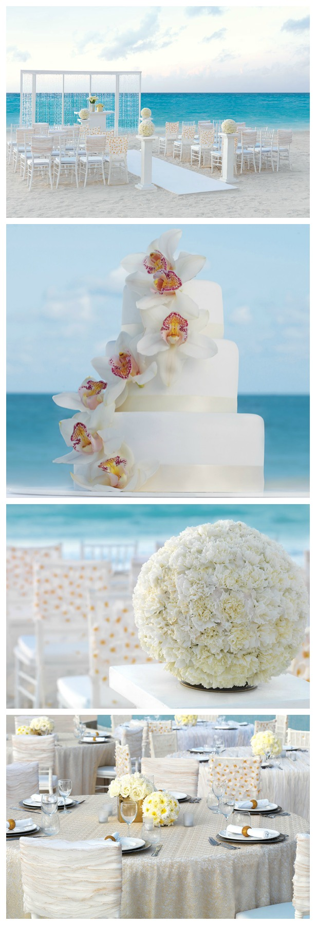 Apple Vacations and Hard Rock Hotels Wedding by Collin Cowie