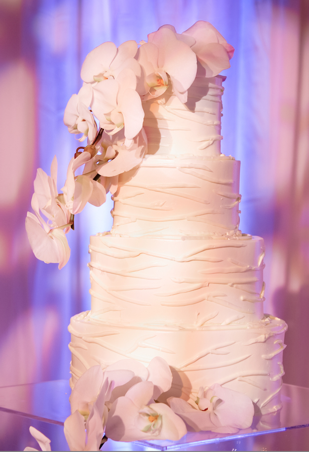 White wedding Cake - Hyde Park Photography