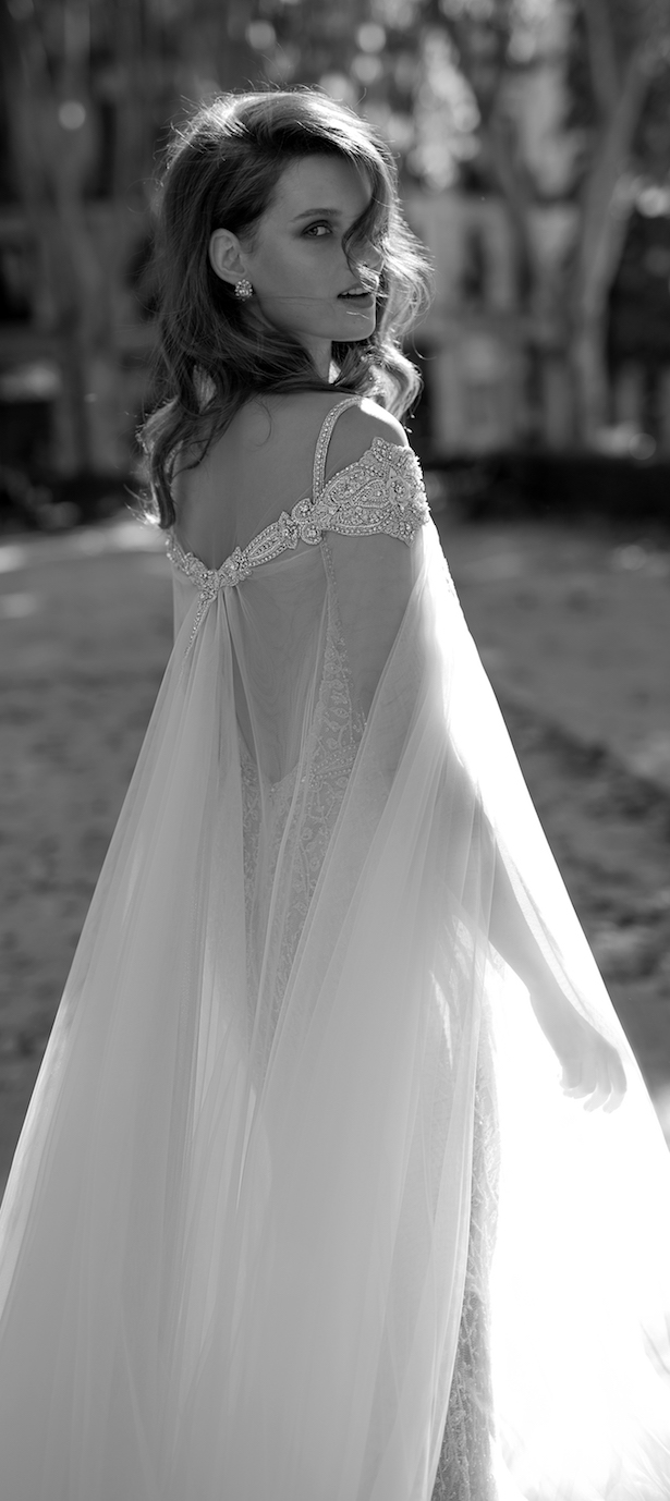 Wedding Dress by Berta Spring 2016 Bridal Collection