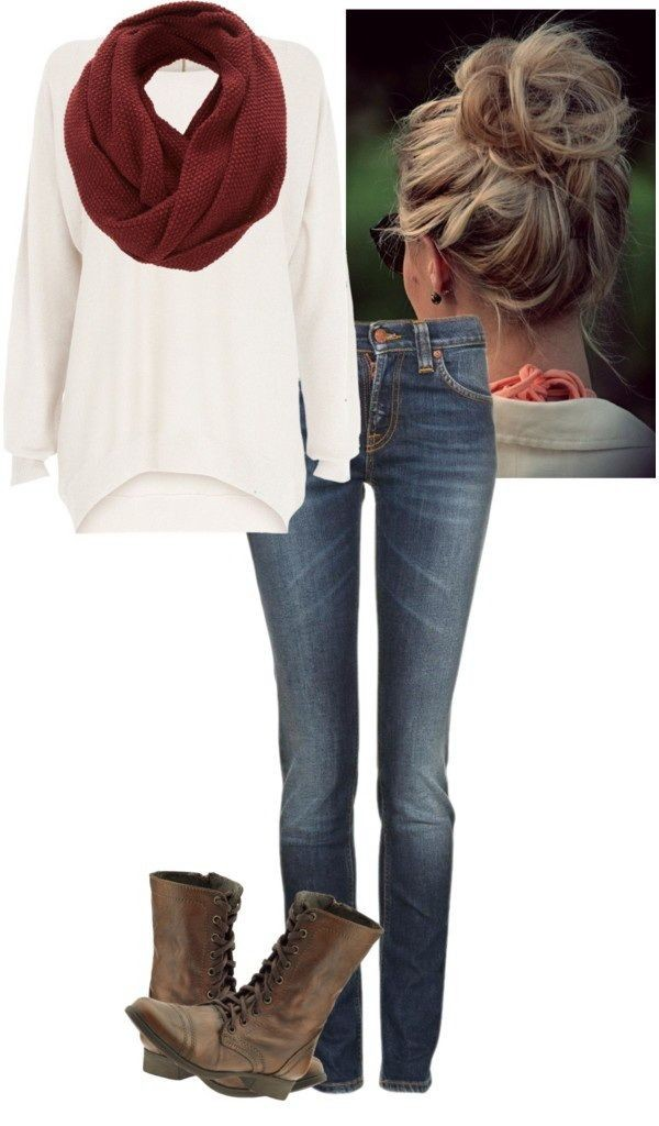 Winter Polyvore Combinations2