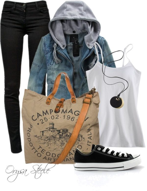 Winter Polyvore Combinations(22)