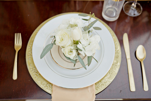 place setting - Andie Freeman Photography