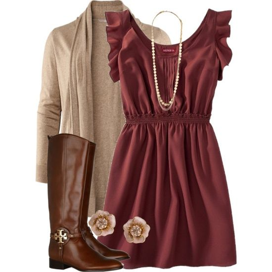 Fall Polyvore Combinations(3)