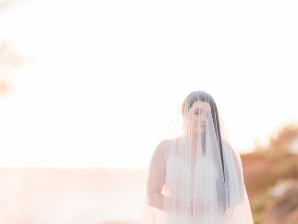 Bridal veil - Angelica Chang Photography