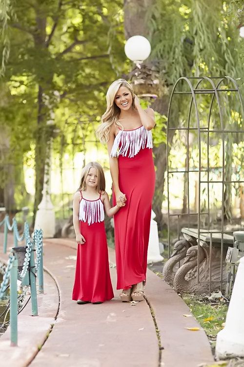 matching dresses for mothers and daughters (7)