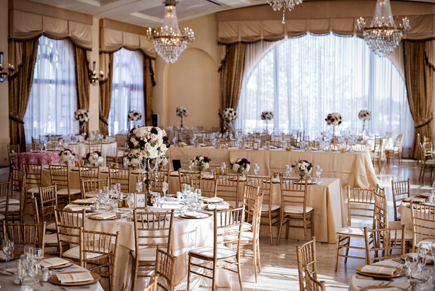 Ballroom Wedding Reception - William Innes Photography