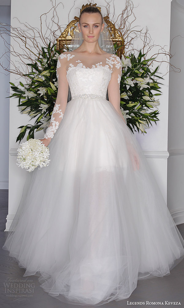 Beautiful 2016 Wedding Dress Trends Part 1 | Wedding