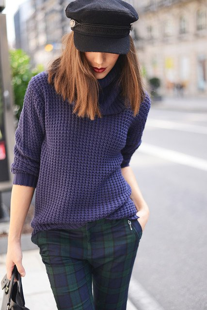 winter outfits with jumpers (6)