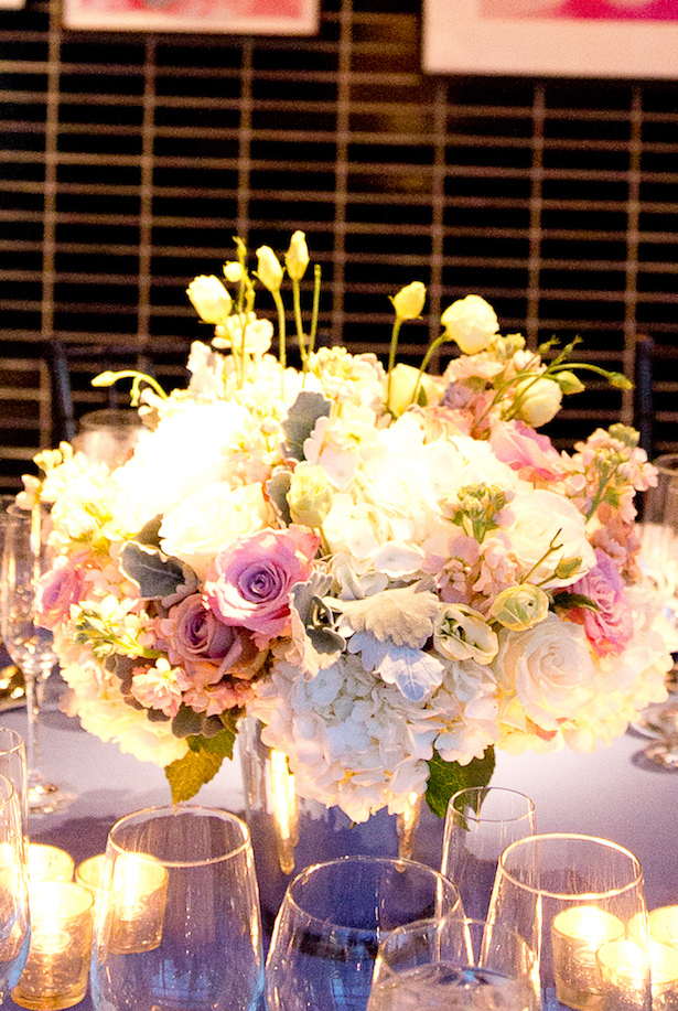 Wedding Centerpiece - Dawn Joseph Photography