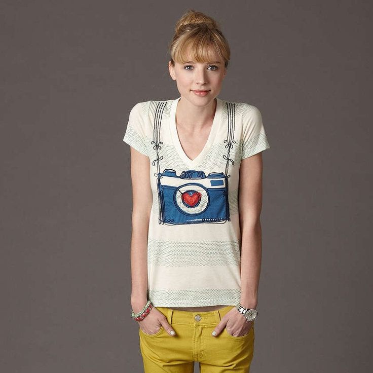 funky t shirt ideas for girls (15)