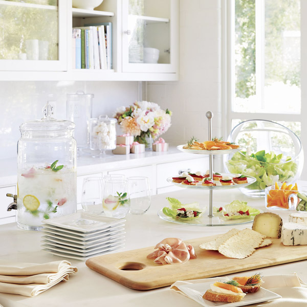 crate and barrel wedding registry party essentials serving platters cheese board gifts home kitchen
